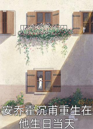 安乔霍沉甫重生在他生日当天小说